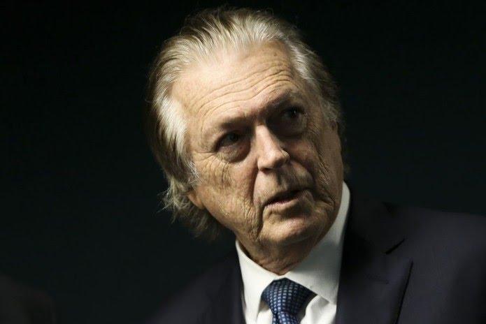O presidente do PSL, deputado Luciano Bivar (PE) — Foto: Marcelo Camargo/Agência Brasil