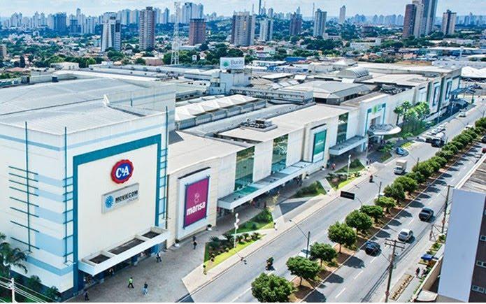 Buriti Shopping, Aparecida de Goiânia — Foto: Buriti Shopping/ Divulgação