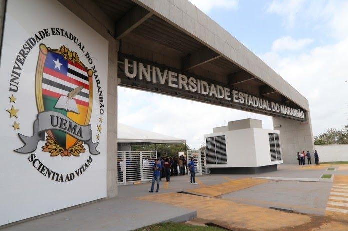 Fachada da Universidade Estadual do Maranhão.  — Foto: Divulgação/Governo do Maranhão