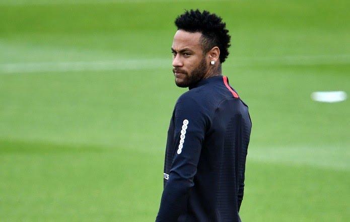 Neymar deve seguir no PSG — Foto: AFP