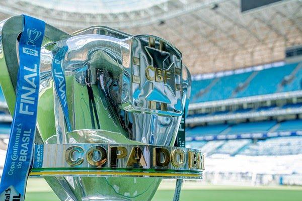 Taça da Copa do Brasil — Foto: Avocado Midia/Copa do Brasil