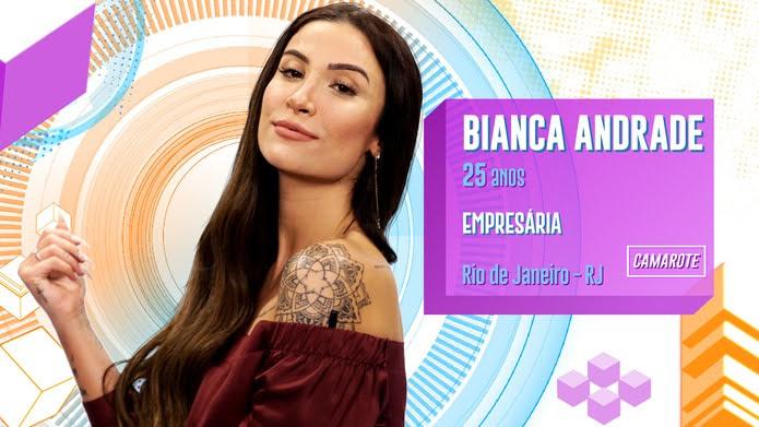 Bianca Andrade é participante do BBB20 — Foto: Globo