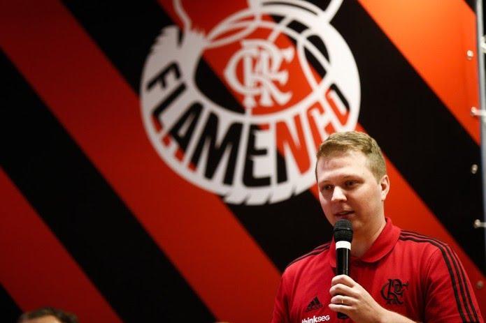 Gustavo De Conti é a principal contratação do Flamengo para a temporada (Foto: Staff Images/Flamengo)
