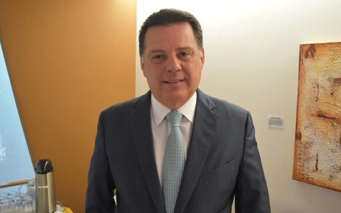 O ex-governador de Goiás, Marconi Perillo (PSDB) — Foto: Murillo Velasco/G1
