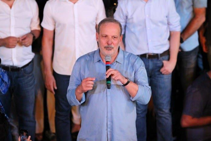 Armando Monteiro é candidato ao governo de Pernambuco pelo PTB (Foto: Marlon Costa/Pernambuco Press)