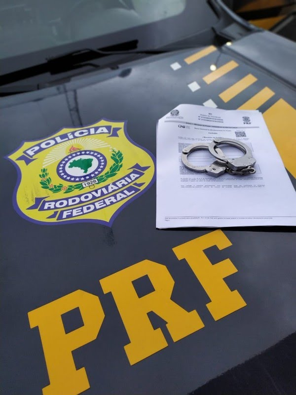 Fiscalização da PRF em Salgueiro  — Foto: Divulgação/ PRF