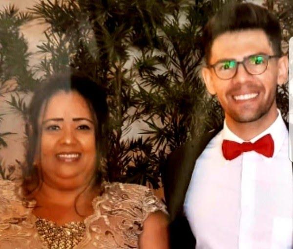 Rosângela e Filipe tomaram a iniciativa de procurar a família pelas redes sociais após 50 anos — Foto: Arquivo Pessoal