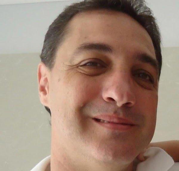 Delegado Antonio Carlos Martins morreu vítima da Covid-19 — Foto: Arquivo pessoal
