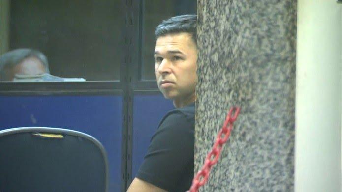 Antonio de Almeida Anaquim, motorista que invadiu o calçadão de Copacabana e deixou feridos