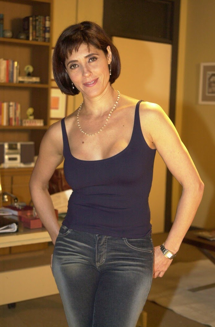 Christiane Torloni interpretou Helena na novela 'Mulheres Apaixonadas' — Foto: TV Globo/João Miguel Jr.