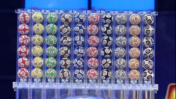 Números disponíveis para as apostas da Mega da Virada — Foto: Reprodução/TV Globo