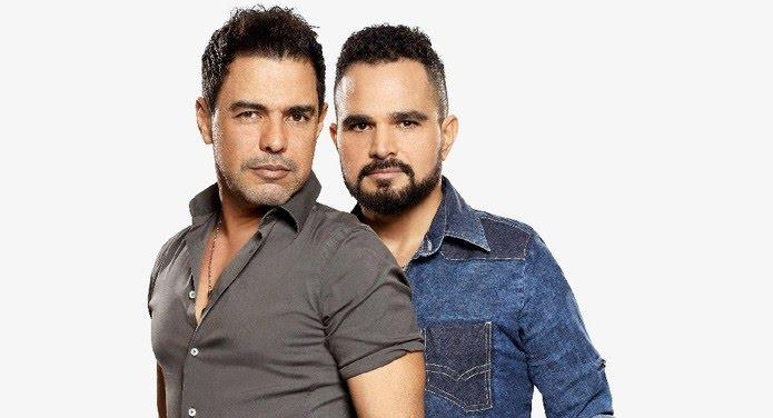 A programação da quinta-feira, dia 13, terá o show de Zezé di Camargo e Luciano como ponto alto — Foto: Divulgação PMN