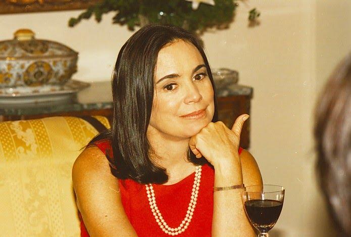 Regina Duarte interpretou Helena na novela 'Por Amor' — Foto: TV Globo/Arley Alves
