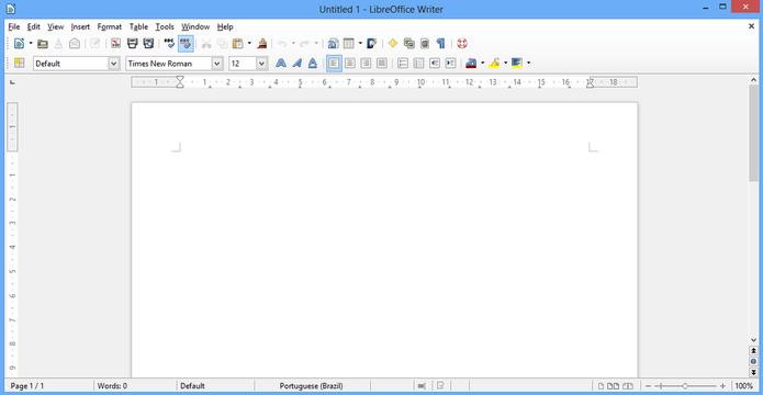 Programas para Windows 10 Libreoffice