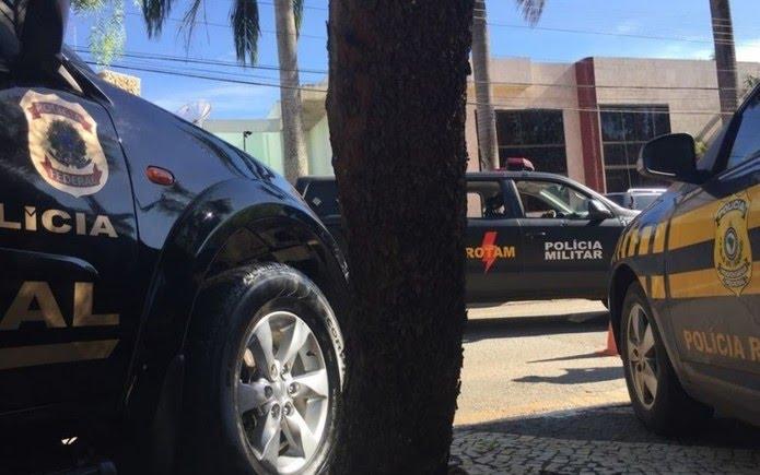 Operação conta com o trabalho de 450 policiais