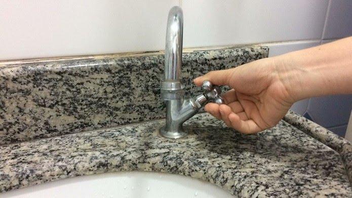 Dezoito localidades entre a Zona Norte de Natal e São Gonçalo do Amarante ficam sem água na quarta-feira — Foto: Adonias Silva/G1/Arquivo