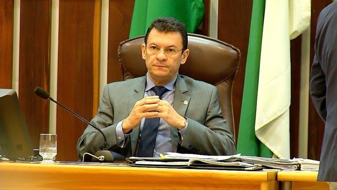 Dison Lisboa foi prefeito de Goianinha entre 2001 e 2008 e deputado estadual de 2015 a 2018.  — Foto: Reprodução / Inter TV Cabugi