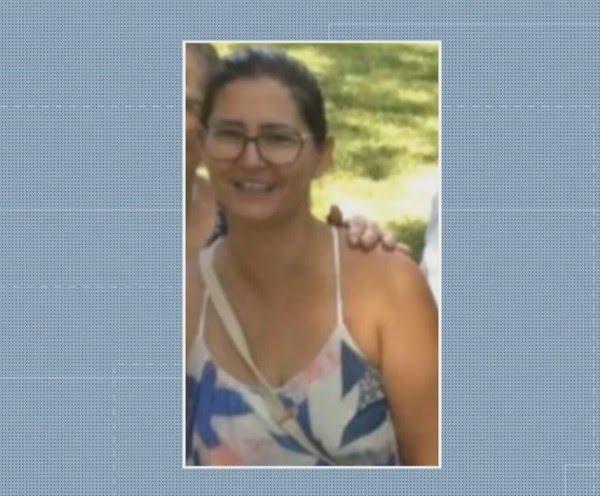 Cleonice Marques de Andrade, de 43 anos, está desaparecida — Foto: TV Globo /Reprodução