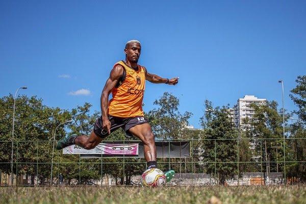Volta Redonda recebe proposta do Ceará por Saulo Mineiro — Foto: Foto: André Moreira/VRFC