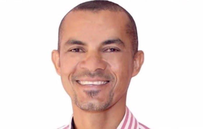 Rogério Batista morreu após entrar no Rio São Francisco para nadar — Foto: Reprodução/TV São Francisco