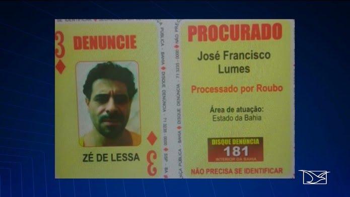 Polícia identifica chefe do bando que atacou agência em Bacabal — Foto: Reprodução / TV Mirante