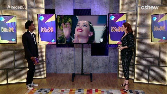 Reveja como foi o discurso do Tiago Leifert para Juliette, Campeã do BBB21