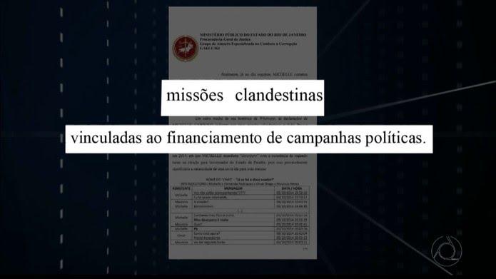 Ministério Público suspeita que dinheiro recebido por Leandro Nunes era para campanha eleitoral — Foto: Reprodução/TV Cabo Branco