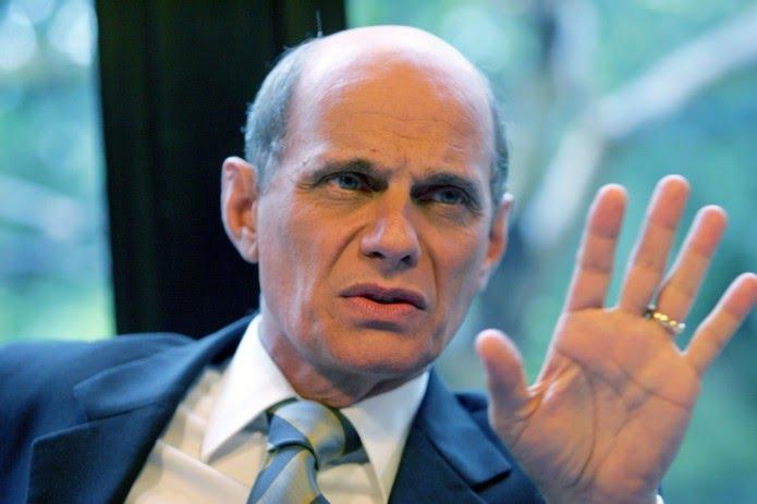 Ricardo Boechat, em foto de março de 2006 — Foto: José Patrício/Estadão Conteúdo/Arquivo