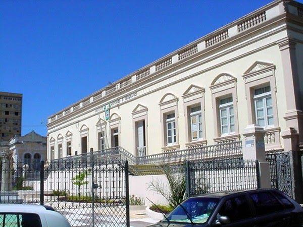 Prédio do Instituto Histórico e Geográfico do Rio Grande do Norte — Foto: Divulgação/Prefeitura de Natal