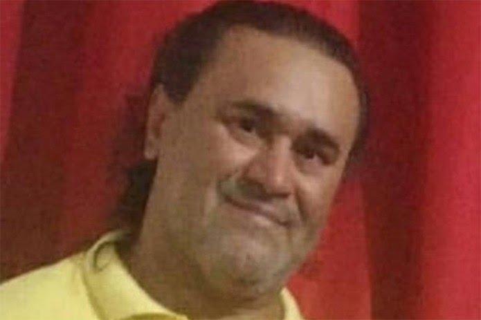 Policial civil Antônio Ferreira da Silva Júnior tinha 49 anos e foi morto a tiros em Mossoró — Foto: Arquivo Pessoal