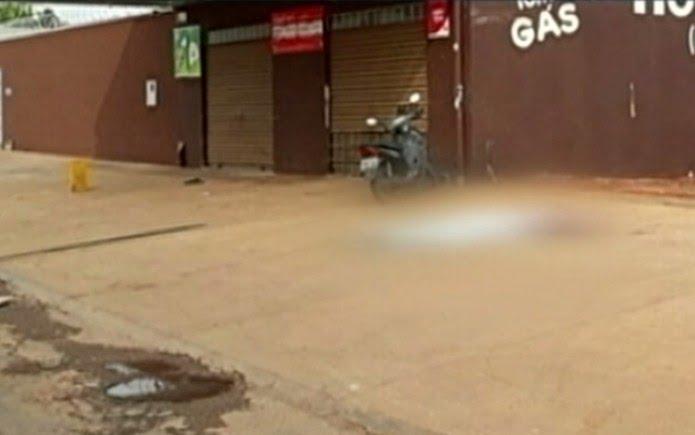 Dupla foi morta enquanto assaltava supermercado em Caldas Novas