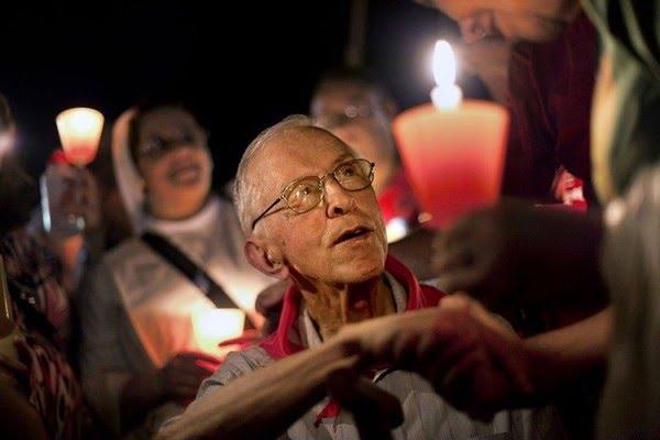 Bispo emérito de São Félix do Araguaia (MT), Dom Pedro Casaldáliga morreu neste sábado (8) aos 92 anos — Foto: Divulgação
