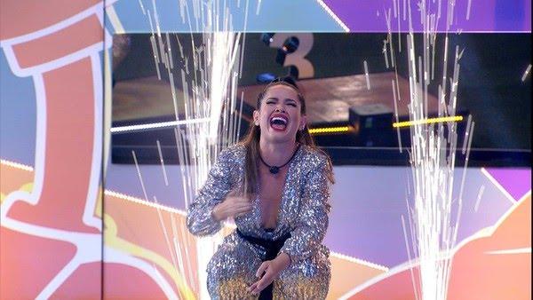 Juliette vence o 'BBB21' — Foto: Reprodução/Globo