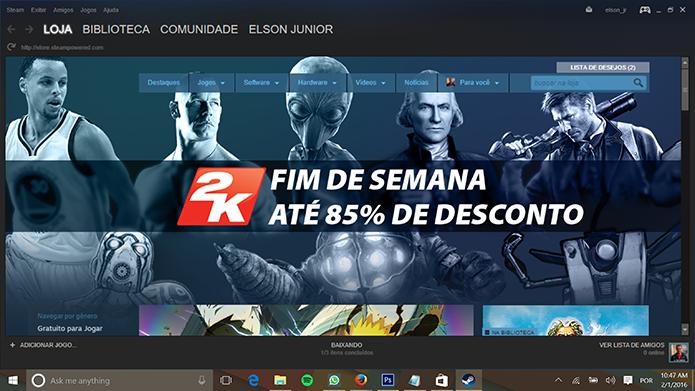 Programas para Windows 10 Steam-elson