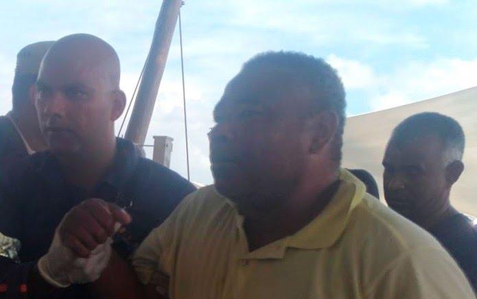 Edvaldo Santos de Almeida é um dos sobreviventes