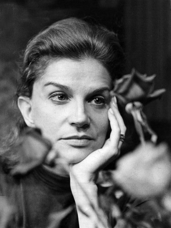 Retrato da atriz Tônia Carrero na capital paulista, em 1969 (Foto: Arquivo/Estadão Conteúdo)