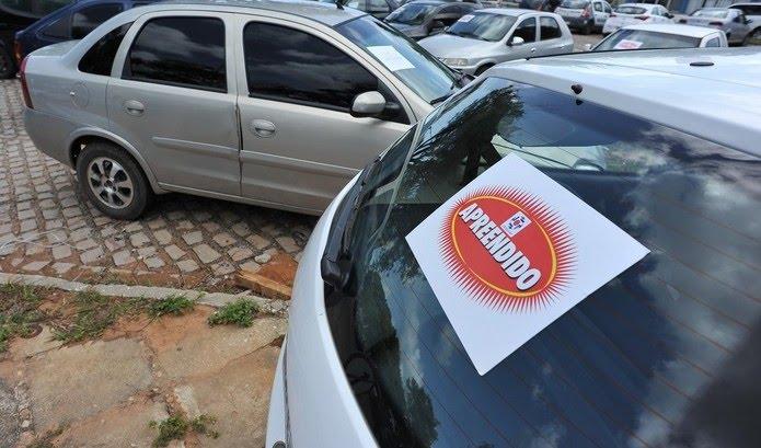 Detran RN faz leilão de carros e motos nesta sexta-feira (19) em Natal — Foto: Detran/Divulgação