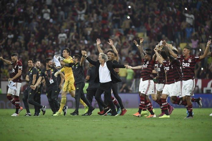 Flamengo de Jesus tem 79,4% de aproveitamento no Brasileirão — Foto: André Durão