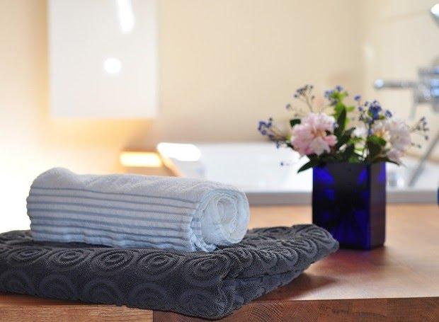 Bons hábitos ajudam a prolongar a vida útil das toalhas de banho com maciez e beleza (Foto: Pixabay / CreativeCommons)