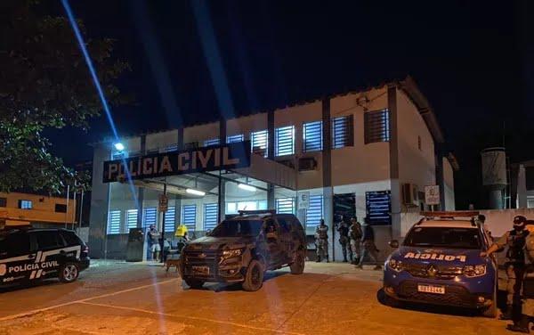 Força-tarefa que procura Lázaro Barbosa tem dois presos por facilitar fuga e encontra esconderijo, diz secretário — Foto: Guilherme Rodrigues/G1