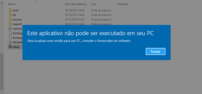 [Software]Erro de aplicativo no Windows 10 Executar-2