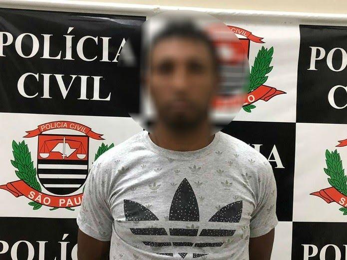 Servente foi preso pela DDM de Jundiaí — Foto: Arquivo pessoal