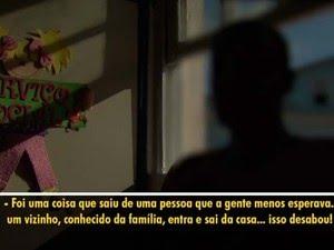 Pai relata que filha de 13 anos foi abusada sexualmente por vizinho na Bahia (Foto: Imagens/ Tv Bahia)
