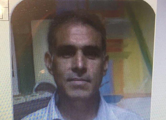 Osmar Rodrigues, piloto do avião que caiu com o ministro do STF Teori Zavascki, em Paraty