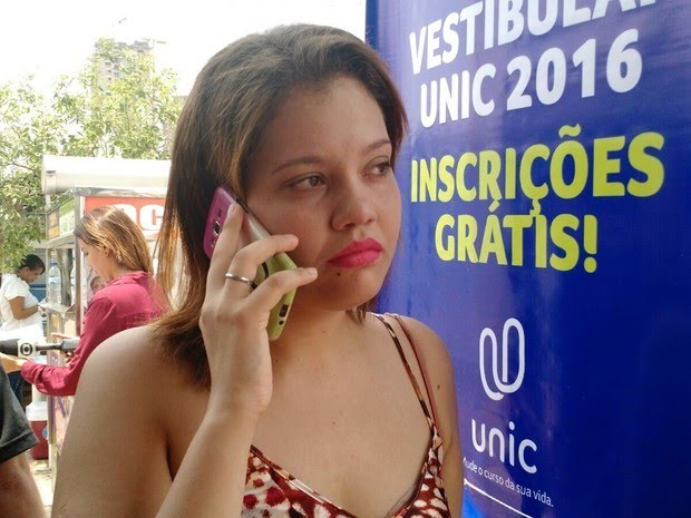 Estudante de Cuiabá levou o documento errado e perdeu o Enem 2015