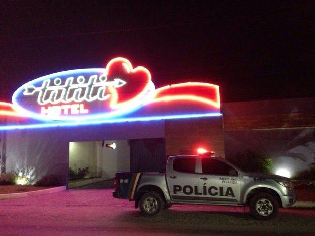 Corpo do empresário Paulo César Morato foi encontrado em motel, em Olinda (Foto: Bruno Marinho/G1)