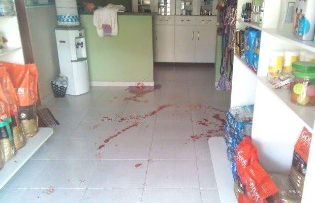 Veterinário é morto com tiro após briga de trânsito em Ipameri Goiás, diz PM (Foto: Divulgação/PM)
